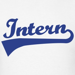 Intern T-Shirts - Men's T-Shirt