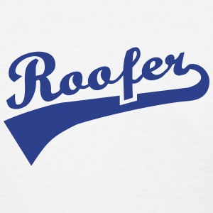 Roofer Women's T-Shirts - Women's T-Shirt