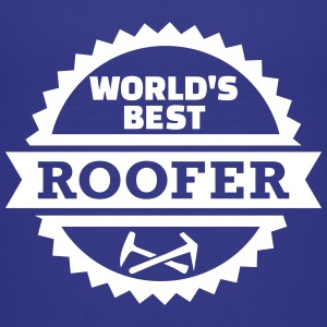World's Best Roofer Kids' Shirts - Kids' Premium T-Shirt