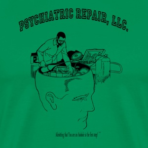 Psychiatric Repair, LLC T-Shirts - Men's Premium T-Shirt