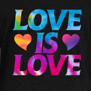 Love is Love - Women's Wideneck Sweatshirt