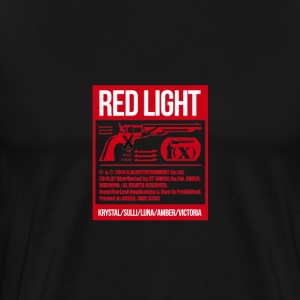 f(x) red light t-shirt - Men's Premium T-Shirt