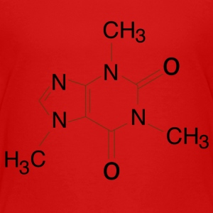 Scientific Caffeine Clothing apparel shirts Baby & Toddler Shirts - Toddler Premium T-Shirt