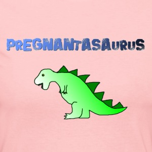 Pregnantasaurus Long Sleeve Shirts - Women's Long Sleeve Jersey T-Shirt