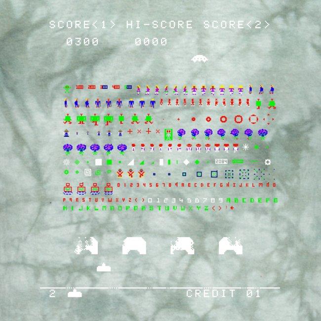 Robotron Invaders