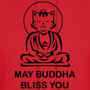 Buddha Bliss You Hoodies - Men's Hoodie