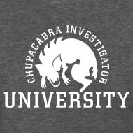 Design ~ Chupacabra Investigator University Shirt