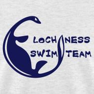 Design ~ Loch Ness Swim Team Shirt