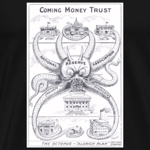 Federal Reserve - Men's Premium T-Shirt