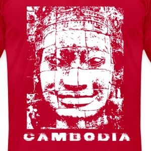 Men's Cambodia T-Shirt - Men's T-Shirt by American Apparel