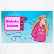 Design ~ DiabeticDanica Logo - Kids