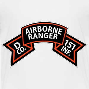 Kid's Premium T-Shirt - D Co. 151st Infantry - Air - Kids' Premium T-Shirt