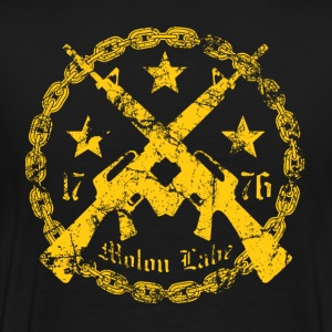 Molon Labe / Awake. - Men's Premium T-Shirt