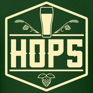 Hops T-shirt - Men's T-Shirt