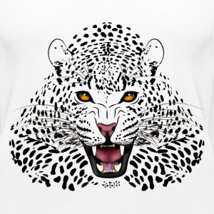 Leopard Tanks - Women's Premium Tank Top