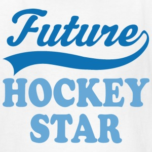 Future Hockey Star Kids' Shirts - Kids' T-Shirt