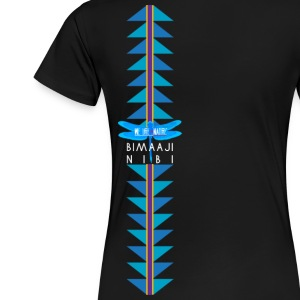 Water is Life - Medicine Waters Women's T-Shirts - Women's Premium T-Shirt