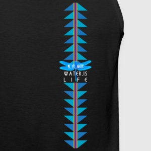 Water is Life - Medicine Waters Men - Men's Premium Tank