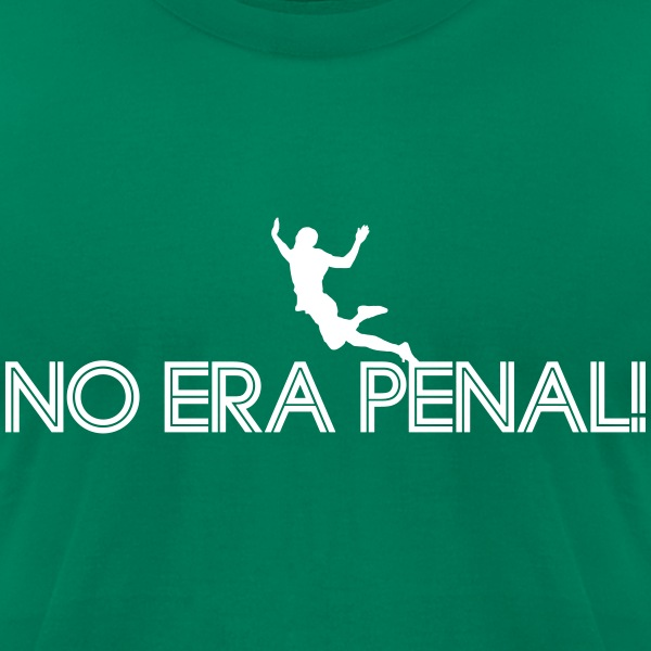 No Era Penal T-Shirts - Men's T-Shirt by American Apparel