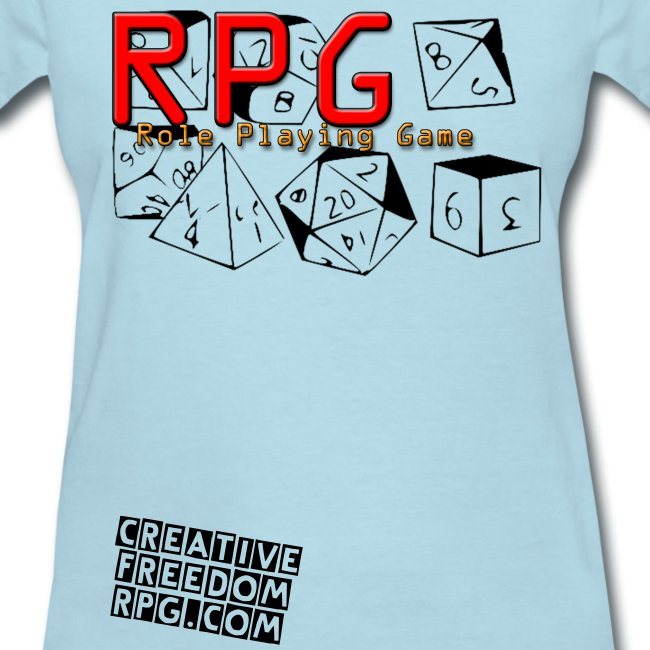 RPG Dice: It's Your Roll!