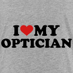 I love my Optician Kids' Shirts - Kids' Premium T-Shirt