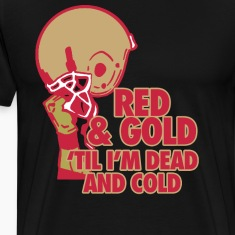 Red & Gold T-Shirts