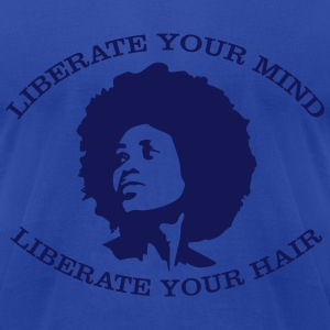 liberation of self - Men's T-Shirt by American Apparel
