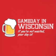 Gameday in Wisconsin