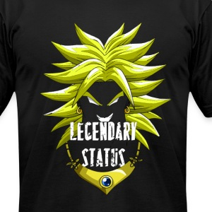 Legendary Status - Men's T-Shirt by American Apparel
