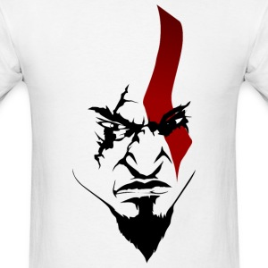 kratos god of war 2 - Men's T-Shirt