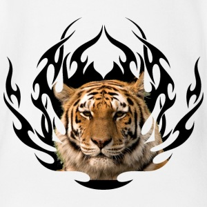 TIGER Baby & Toddler Shirts - Short Sleeve Baby Bodysuit