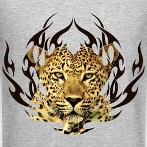 Leopard Long Sleeve Shirts - Crewneck Sweatshirt