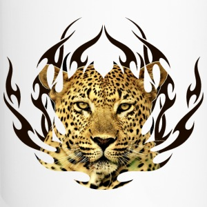 Leopard Bottles & Mugs - Travel Mug