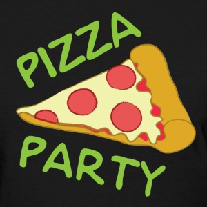 Pizza Party Women's T-Shirt - Women's T-Shirt