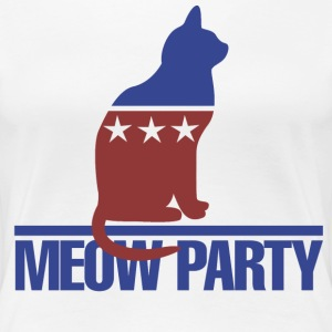 Meow Party - Women's Premium T-Shirt