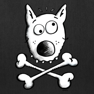 Pirate Dog - Dogs Bags & backpacks - Tote Bag