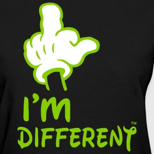 I'M DIFFERENT - Women's T-Shirt