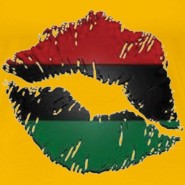 African lips | premium tee