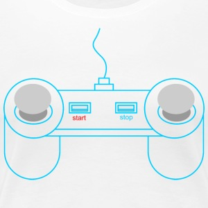game console - Women's Premium T-Shirt