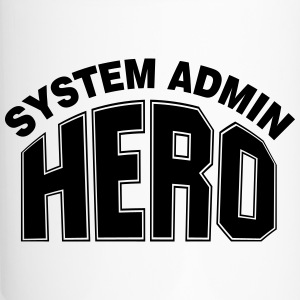System Admin Hero Bottles & Mugs - Travel Mug