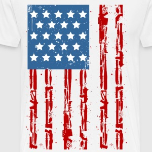 purge anarchy - Men's Premium T-Shirt