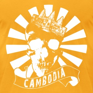 Men's Cambodian King T-Shirt - Men's T-Shirt by American Apparel