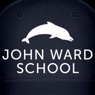 Design ~ Baseball cap with WHITE print