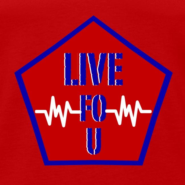 LIVE FO U TANK BY RONALD RENEE