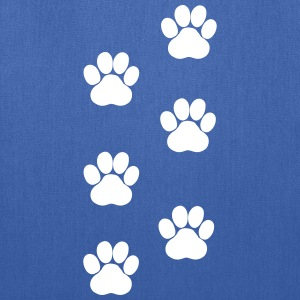 Paws, Pawprints Bags & backpacks - Tote Bag