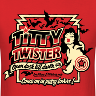 Design ~ From Dusk Till Dawn: Titty Twister