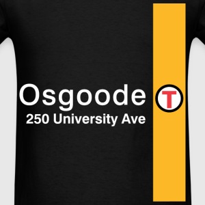 Osgoode Station T-Shirts - Men's T-Shirt