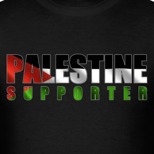 Palestine Supporter T-Shirts - Men's T-Shirt