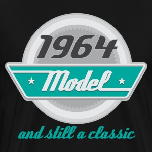 1964 Birth Year birthday T-Shirts - Men's Premium T-Shirt