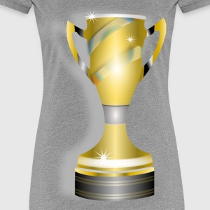 Golden Cup - Women's Premium T-Shirt
